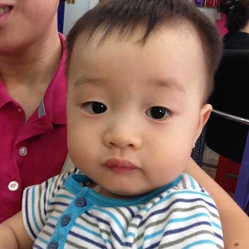 baby haircut 7