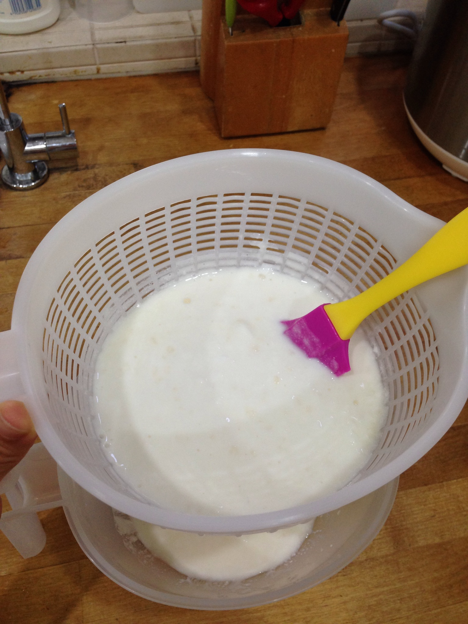 stirring milk kefir.JPG